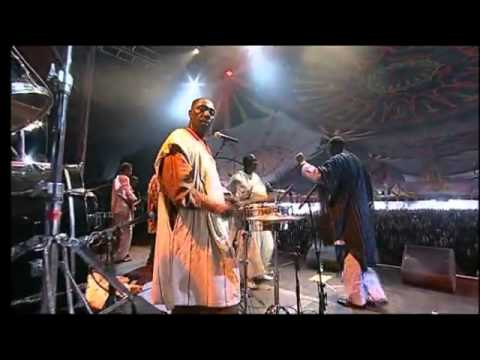 tabularassa collection   - Orchestra Baobab - Ndongo Daara (Live Womad 2003).flv