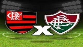 Brasileirão jogo completo Flamengo 3 x 1 Fluminense 06 09 2015 HD