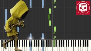 Download Mp3 Little Nightmares - Hungry For Another One - Jt Music  Piano Tutorial   Synthesi