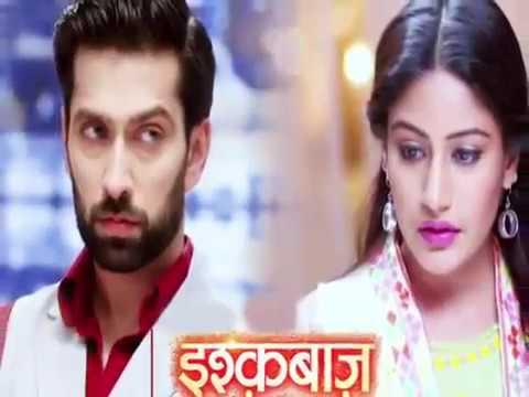 Ishqbaaz   28th December 2016   Anika ने Shivaay को दिया तलाक Tia Exposed को करने के लिए