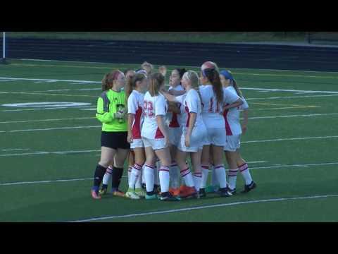 Arlington High School Girls Soccer vs Melrose - Sept. 7, 2018