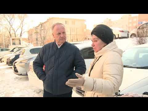Управляющие компании Владивостока не справляются с уборкой снега