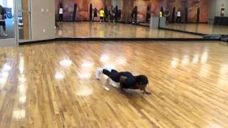 SpoonFed Training - Walking Push-Ups