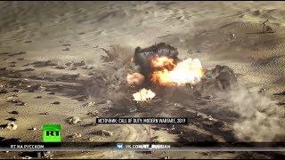 «Белые каски» против русских: создатели игры Call of Duty показали свою версию добра и зла