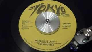 (instr.) GOLDIES - Melting Pot pt1 / pt2 - 1986 - TOKYO