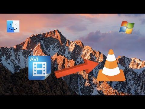 Ouvrir n'importe quel type de fichier vidéo (.avi, .mkv, etc...) sur Mac et PC