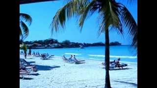 Vive la plage de Negril en Jamaique
