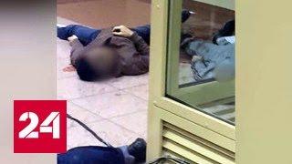 По факту стрельбы в Мособлсуде возбуждено уголовное дело