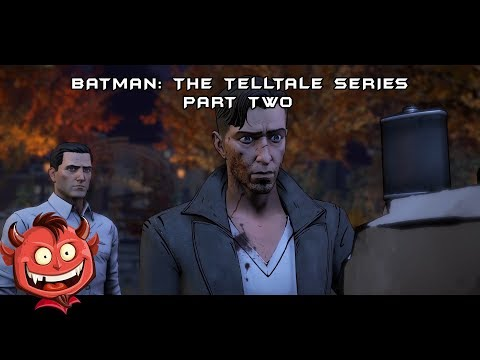 Personal Attacks - Batman: Telltale - Part 2