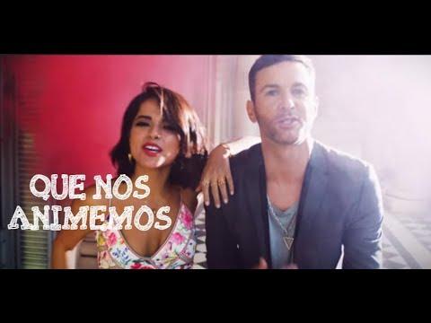 Axel - Que nos animemos ft. Becky G (vídeo Lyric/Letra)