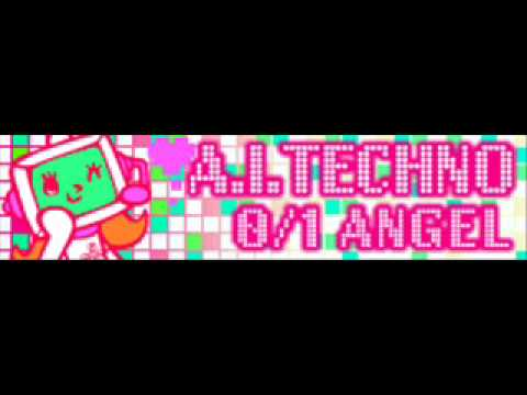 A.I. TECHNO 「0/1 Angel (さなろいど)」