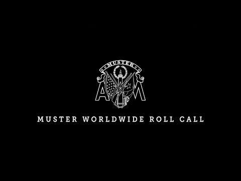 2017 Muster Worldwide Roll Call