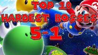 top 10 hardest mario bosses ever part 2 2 5 1
