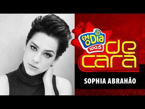 Sophia Abrahão De Cara na FM O Dia
