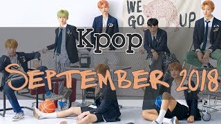 Kpop Playlist September 2018 Mix [재생 목록] 9 월 2018 음악