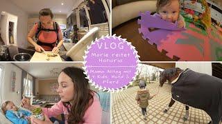 Marie reitet freihändig |Erkältungstipps für Babys |DIY mit dem Thermomix |Kathis Daily Life
