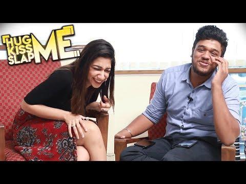 Acha **THA hai - Vijay TV Bhavna in Kiss me, Hug me, Slap Me | KHS