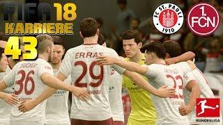 FIFA 18 KARRIERE [#43] ★ FC St. Pauli vs. 1.FC Nürnberg, Relegation Rückspiel | Let