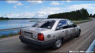 Youngtimer-Travels, Nordkap-Rallye 2016, Opel Omega A 2.4 GL