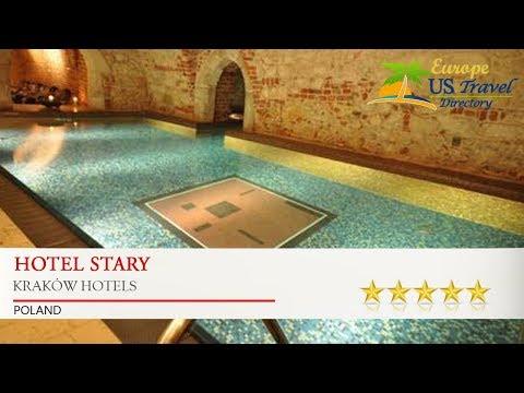 Hotel Stary - Kraków Hotels, Poland