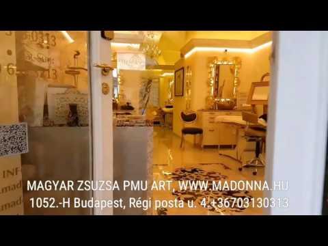Magyar Zsuzsa Permanent Make Up Art