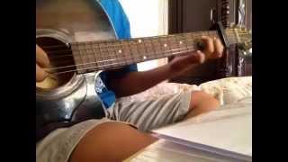 [Guitar Cover] Vào Hạ - Huyscout