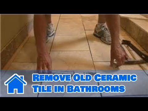 bathroom tiling how to remove ceramic tile in 20169