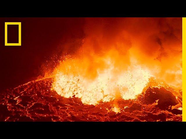 Supervolcanoes 101   National Geographic