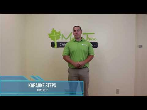 Karaoke Steps