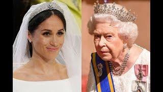 Конфликт Меган Маркл и королевы Елизаветы II