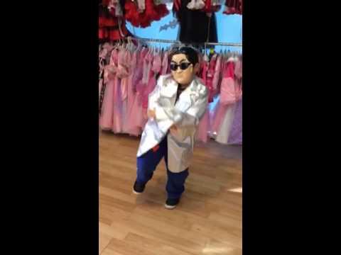 Αποκριατικη μασκα Gangnam