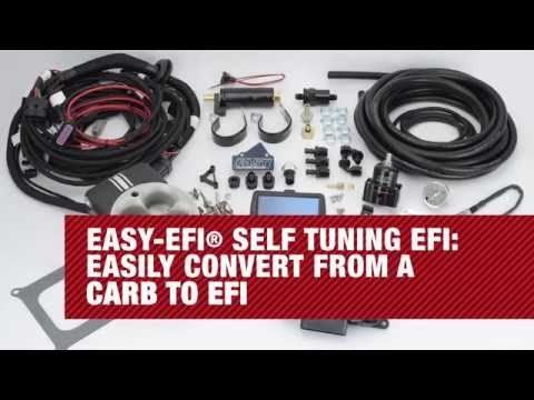 Selecting The Proper FAST Fuel Injection System
