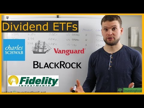 My Top 10 Dividend ETFs Yielding 2% Or More [Passive Income Investing]