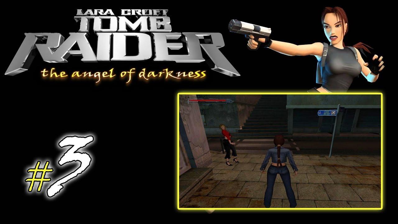 """Let's Play: Tomb Raider VI: AoD odc. 3 – """"Pani w czerwonym i kanały"""""""