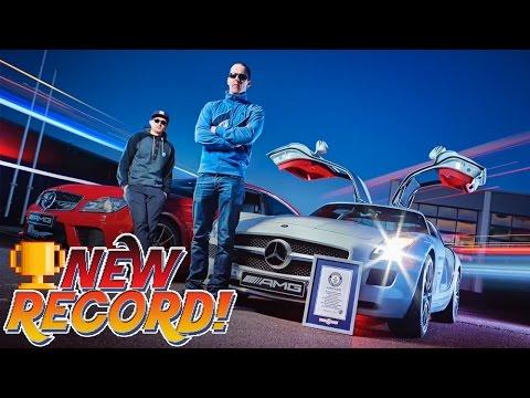 New Record! #9 : La più lunga maratona di Need For Speed e altri record