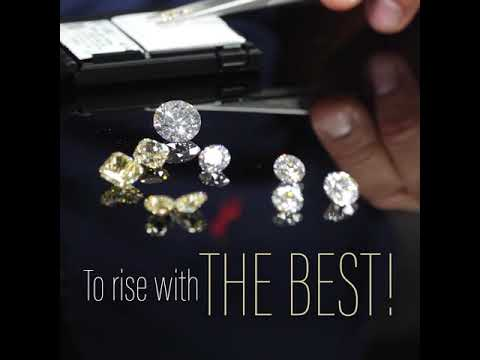 Never hesitate to RISE with THE BEST #middiamonds