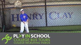 Luc Morgan   Hitting - Commonwealth Baseball Club - www.PlayInSchool.com