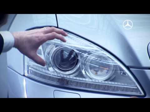Mercedes-Benz S-Class - The Beauty Of W221