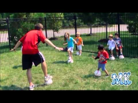 Soccer Dance Mighty Kicks, Teaching Soccer Skills to Preschoolers