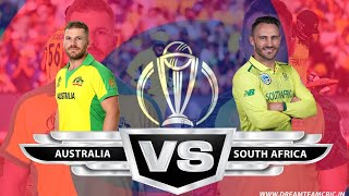 Australia vs South Africa world cup 2019  - LIVE Audio Commentary - AIR - ICC Cricket World Cup 2019