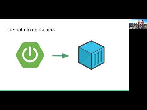 Spring Boot with Docker and Kubernetes by Sergi Almar