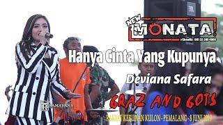 Download NEW MONATA - HANYA CINTA YANG KU PUNYA - DEVIANA SAFARA - RAMAYANA AUDIO
