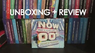 Now That's What I Call The 00's - Unboxing + Review