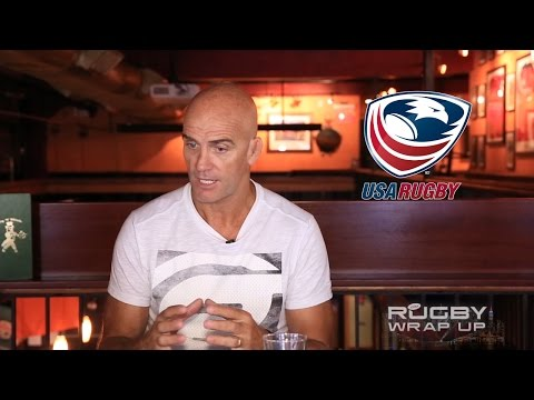 USA Rugby Head Coach John Mitchell re Eagles, PRO Rugby & USA Challenges