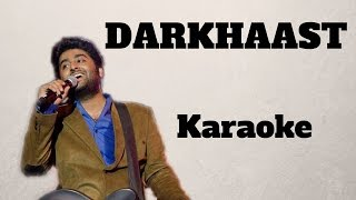 DARKHAAST - SHIVAAY - KARAOKE / INSTRUMENTAL (Piano) and LYRICS - Arijit Singh & Sunidhi Chauhan