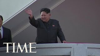 North Korea Has Fired Another Ballistic Missile Landing In The Ocean Off Japan | TIME thumbnail