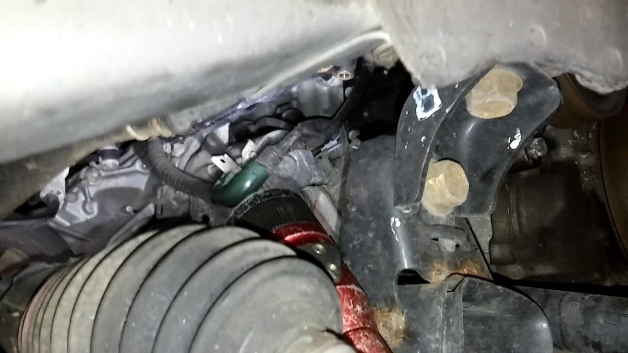 2010 Honda Civic C 243 Mo Cambiar El Motor De Arranqu 233
