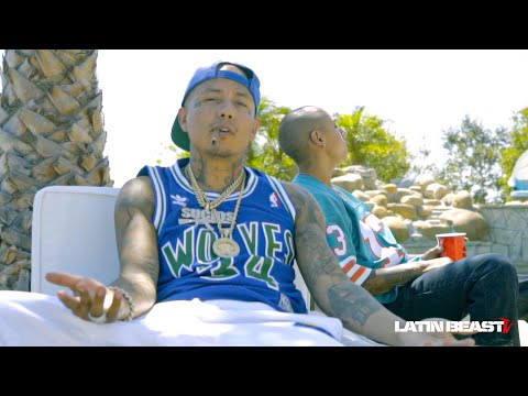 Lil Bams - Lit Ft. King Lil G (Official Music Video)