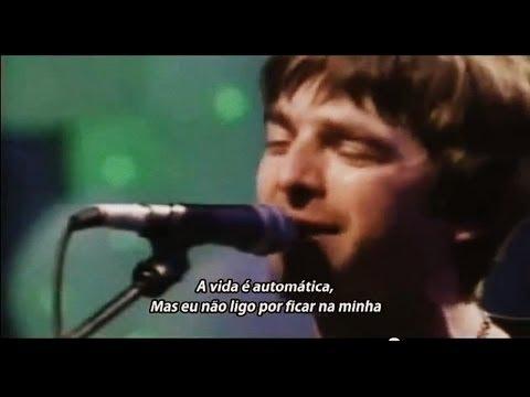 Oasis - Listen Up - Legendado • [BR | Live MTV Unplugged]