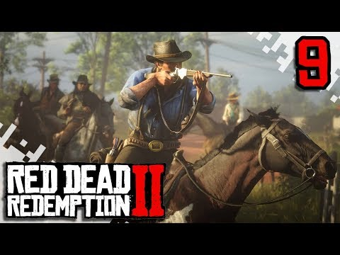 RED DEAD REDEMPTION 2 - EP09 - Best Horse In The Game... (Gameplay Video/Walkthrough)
